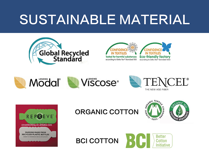 Sustainable material