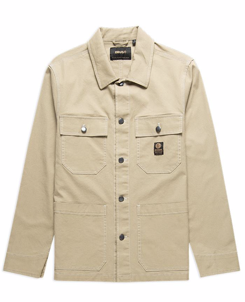 DMP205804 Mac work shirt tobacoo
